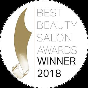 Best Beauty Salon Awards Winner 2018