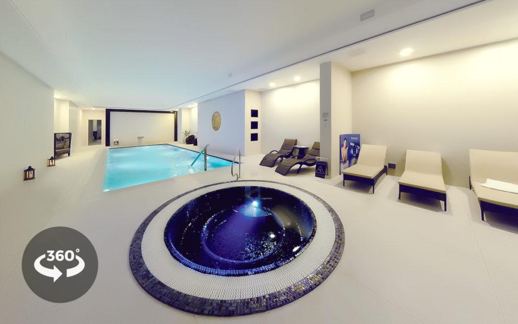 Beauty & Melody Shoreditch Spa - Panorama 360