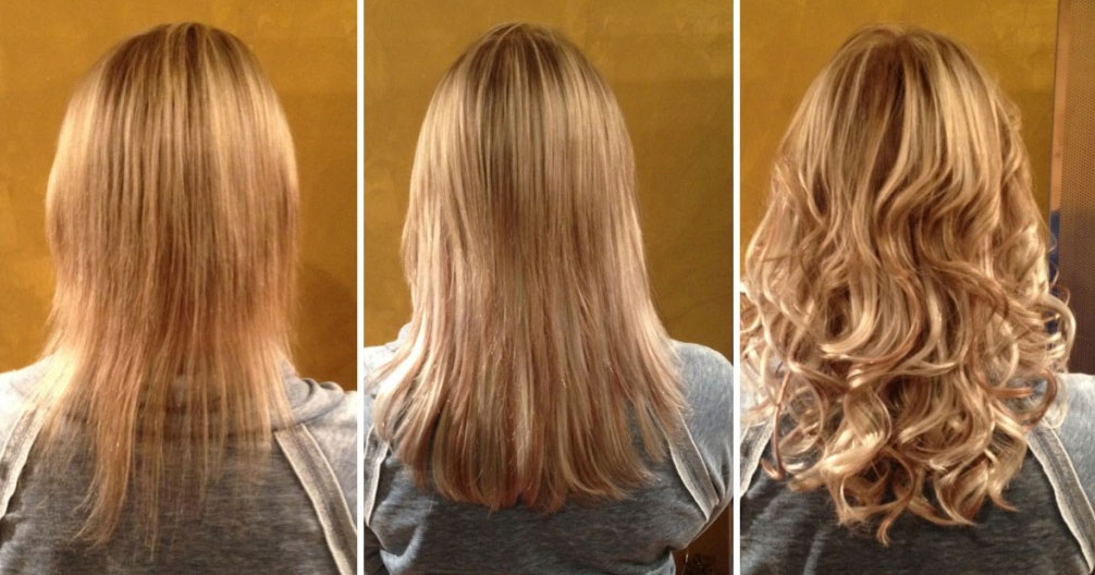 Russian Human Hair Tape Extensions