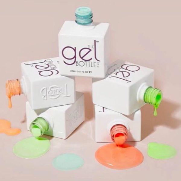 The Gel Bottel Nails Gel